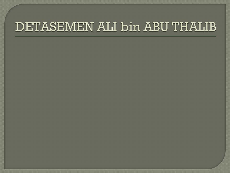 DETASEMEN ALI bin ABU THALIB