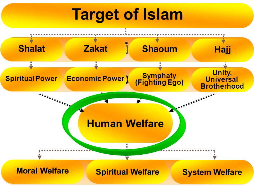 Target of Islam Activity Resource Output