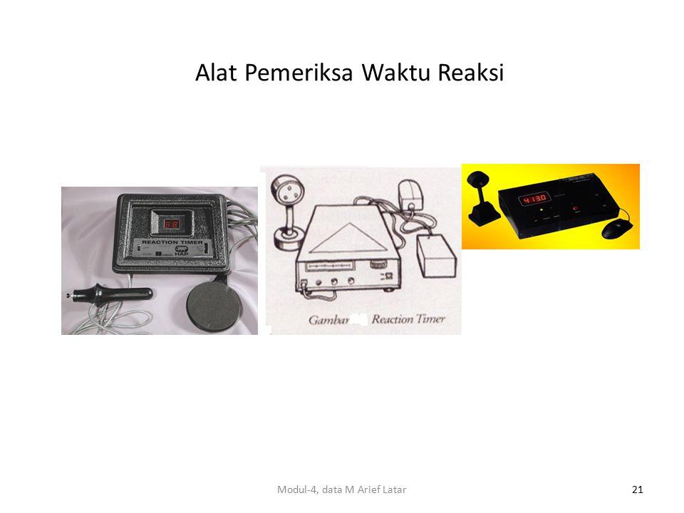 Modul-4, data M Arief Latar