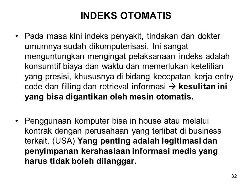 INDEKS OTOMATIS