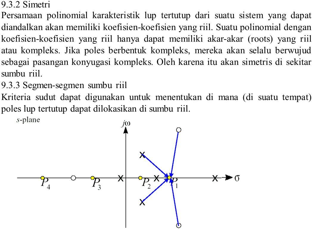 9.3.2 Simetri