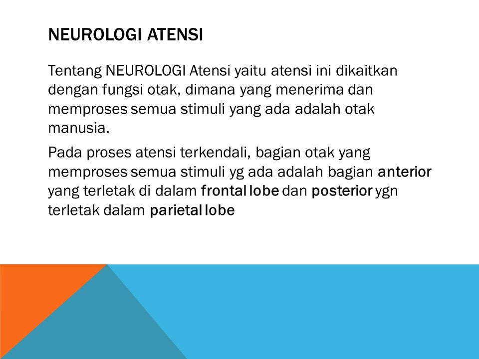 NEUROLOGI ATENSI
