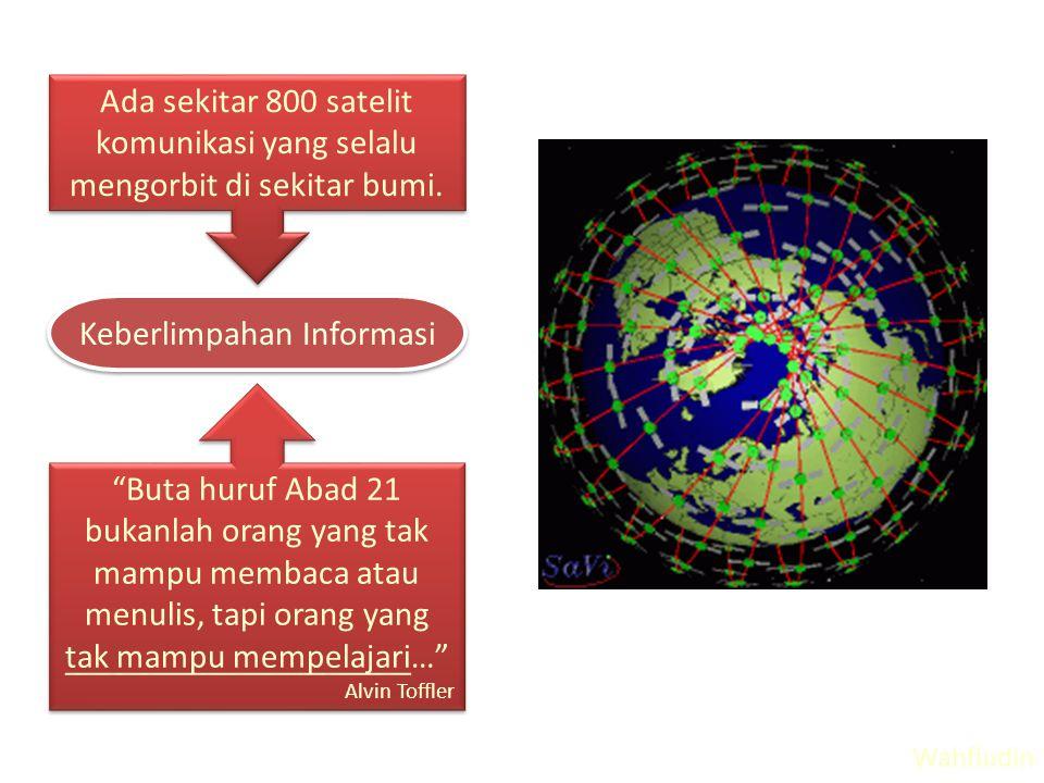 Keberlimpahan Informasi