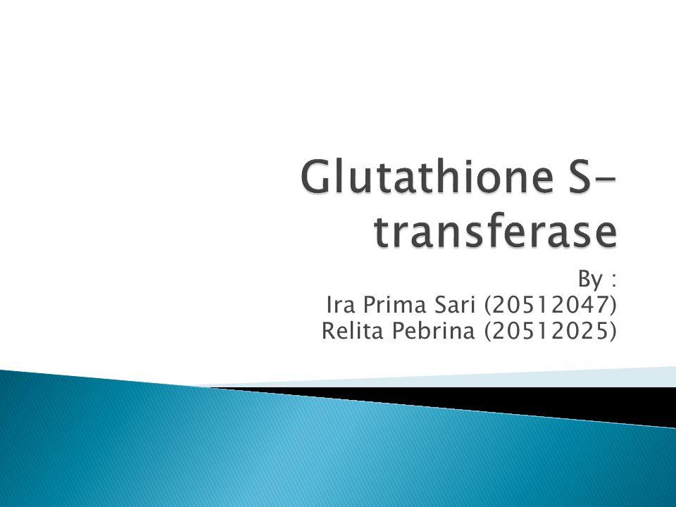 Glutathione S-transferase