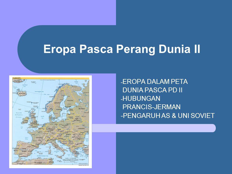 Eropa Pasca Perang Dunia II