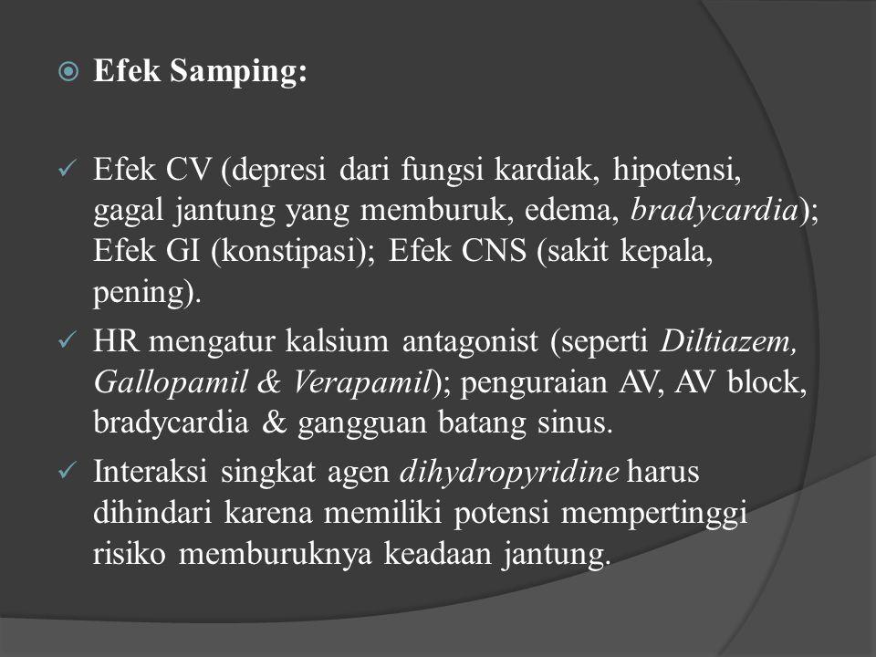 Efek Samping:
