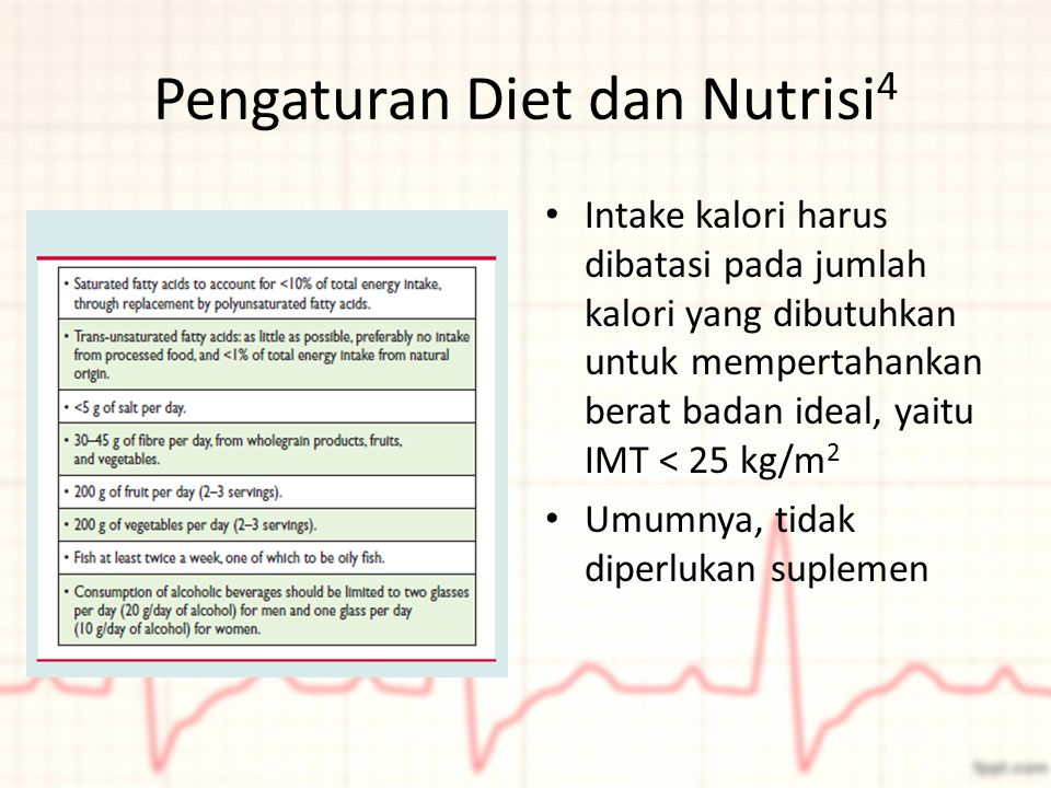 Pengaturan Diet dan Nutrisi4