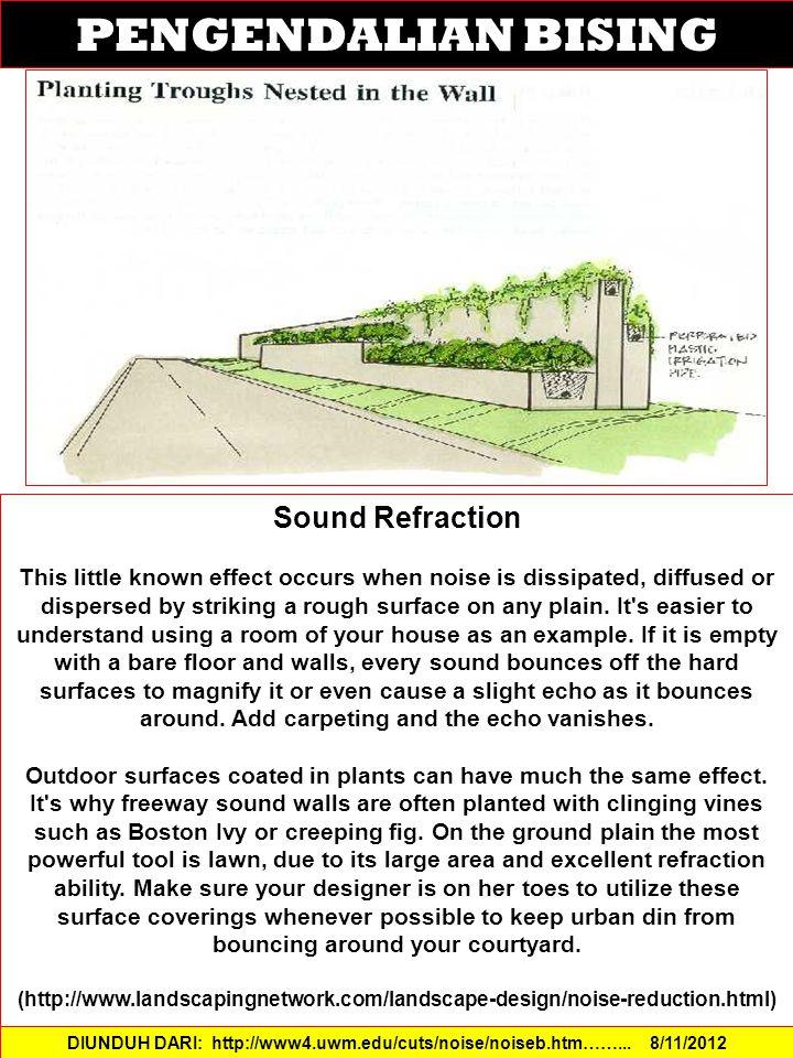 DIUNDUH DARI: http://www4.uwm.edu/cuts/noise/noiseb.htm……... 8/11/2012