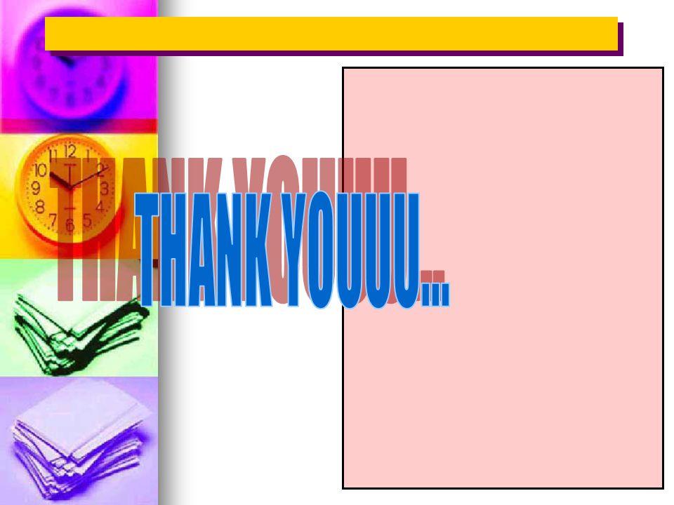 THANK YOUUU...