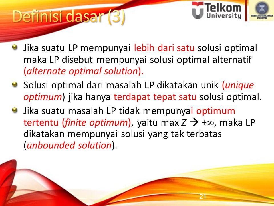 Definisi dasar (3)