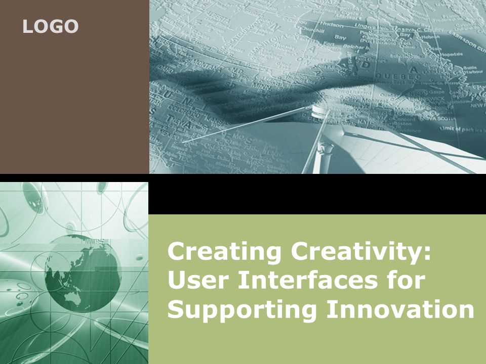 Creating Creativity: User Interfaces for Supporting Innovation