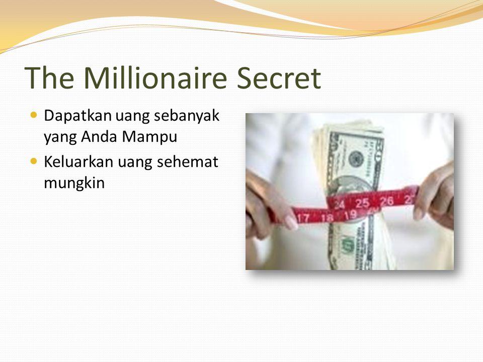 The Millionaire Secret