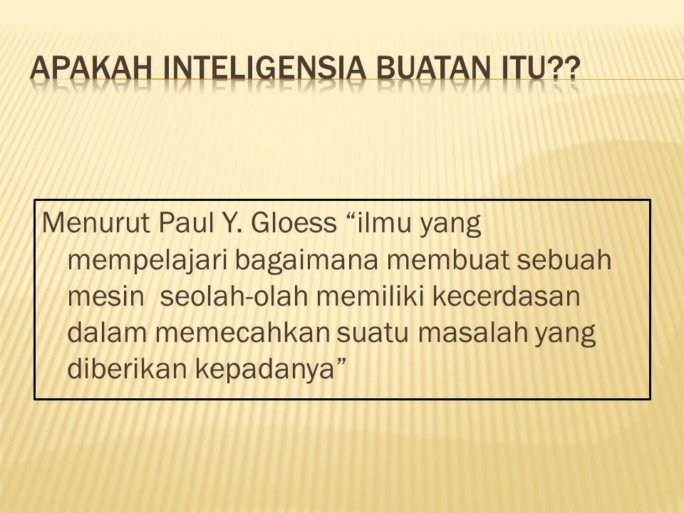Apakah Inteligensia Buatan itu