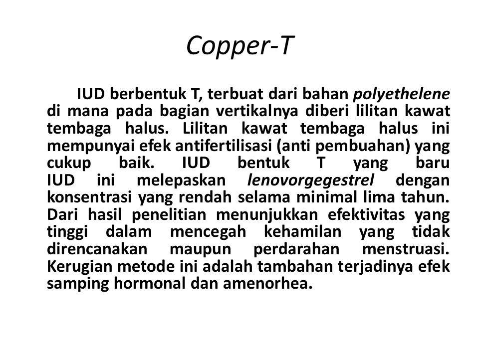 Copper-T