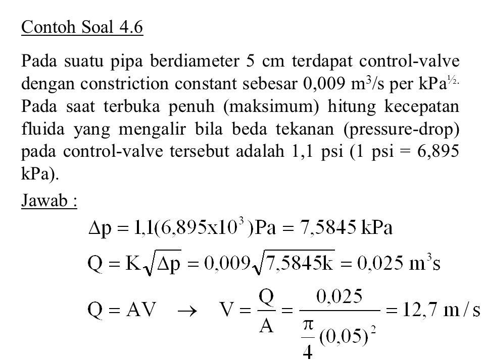 Contoh Soal 4.6