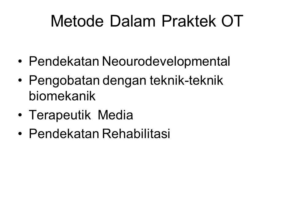 Metode Dalam Praktek OT