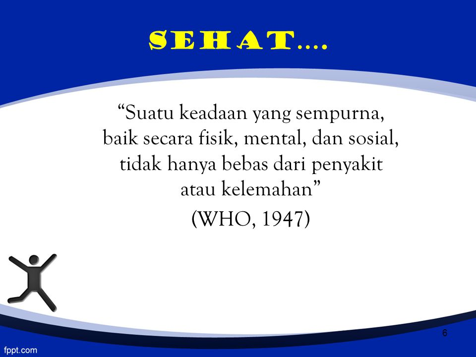 Sehat….