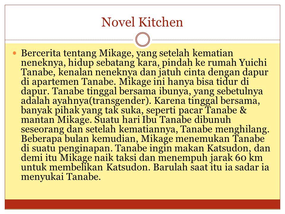 Novel Kitchen