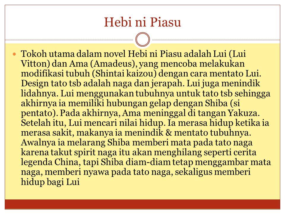 Hebi ni Piasu