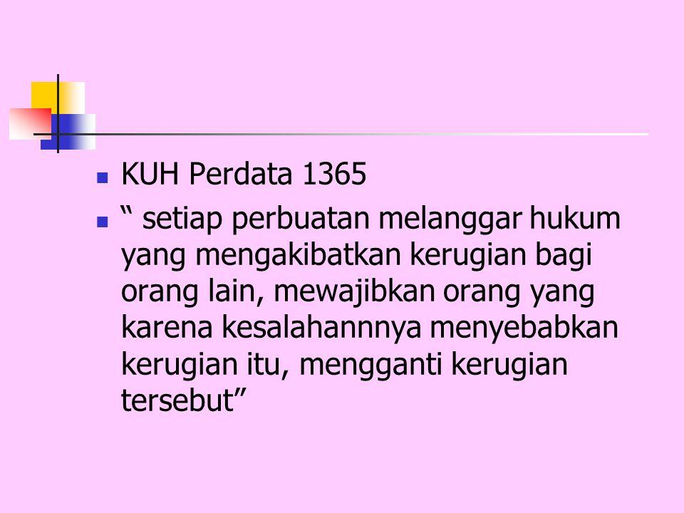 KUH Perdata 1365
