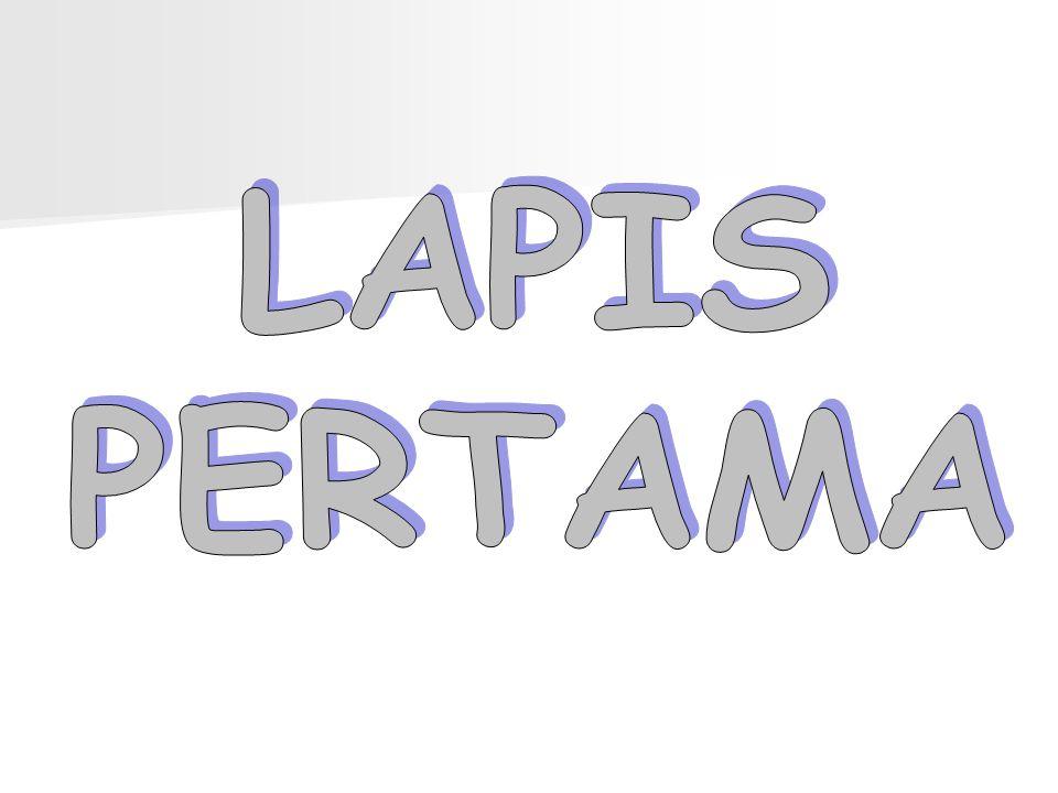 LAPIS PERTAMA