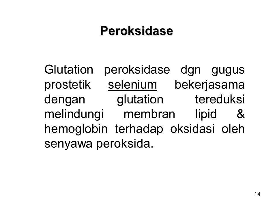 Peroksidase