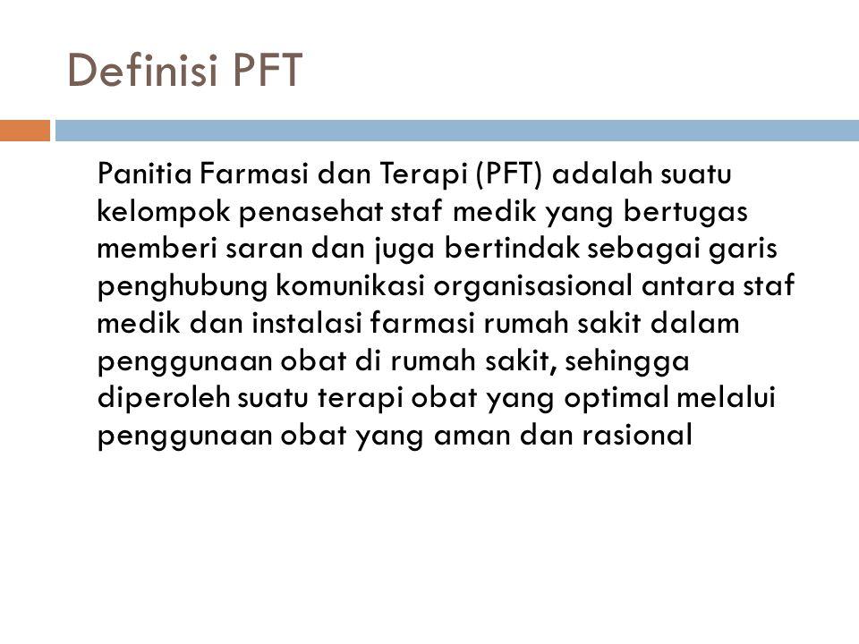 Definisi PFT