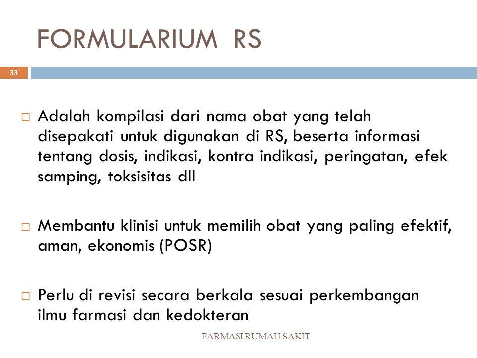 FORMULARIUM RS