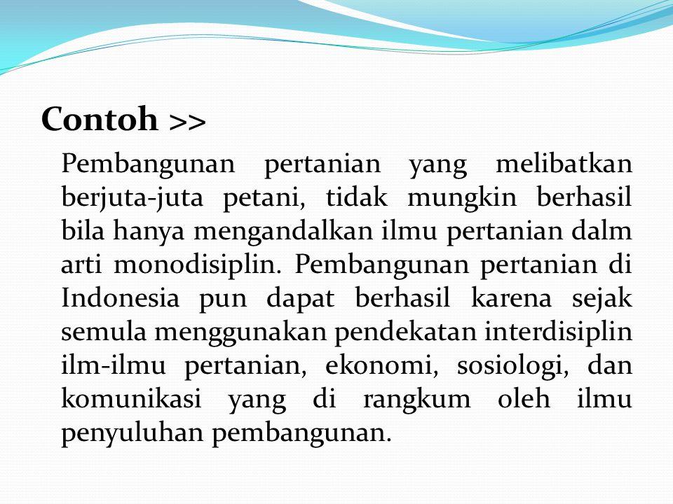 Contoh >>