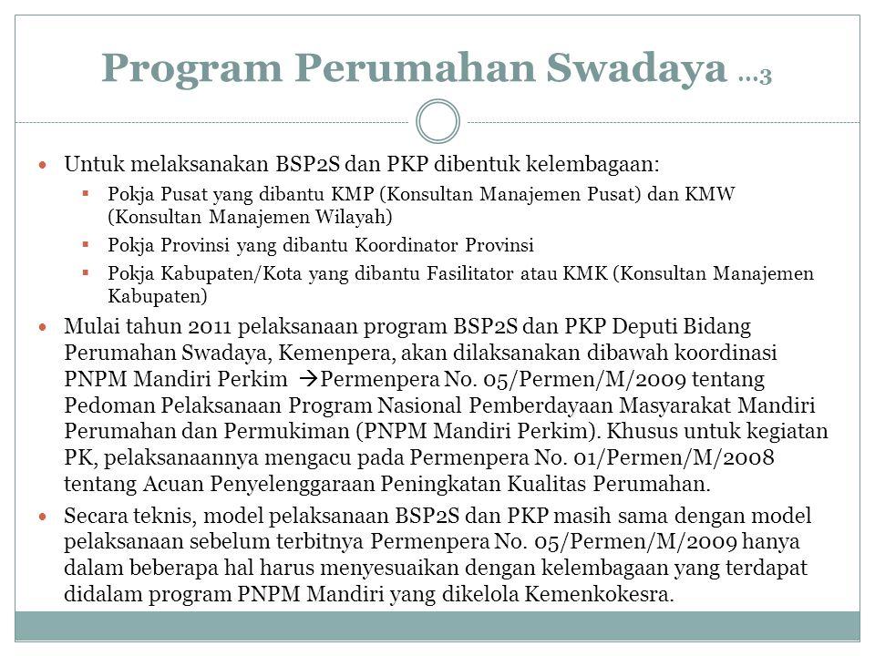 Program Perumahan Swadaya ...3