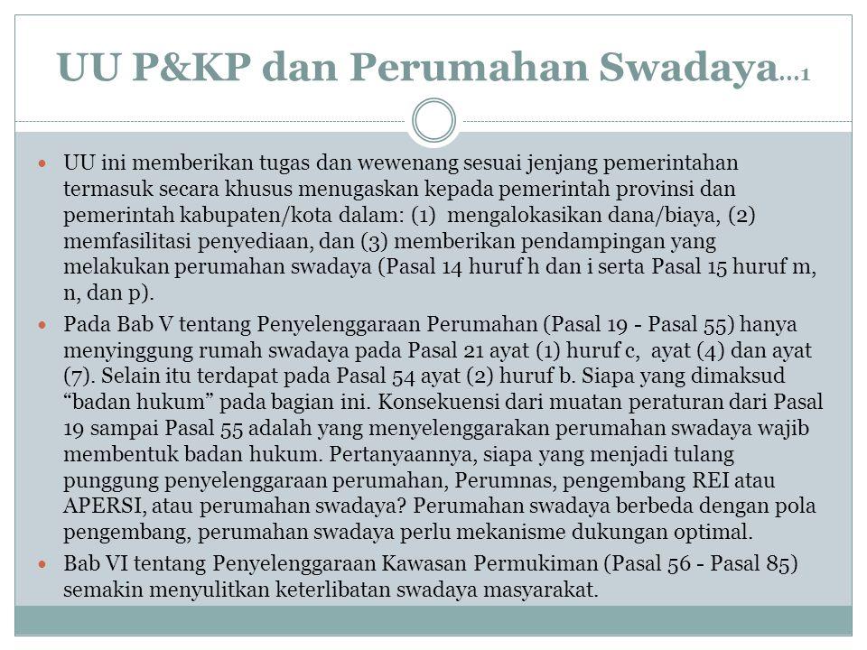 UU P&KP dan Perumahan Swadaya...1
