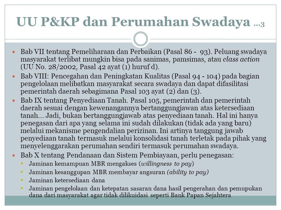UU P&KP dan Perumahan Swadaya ...3