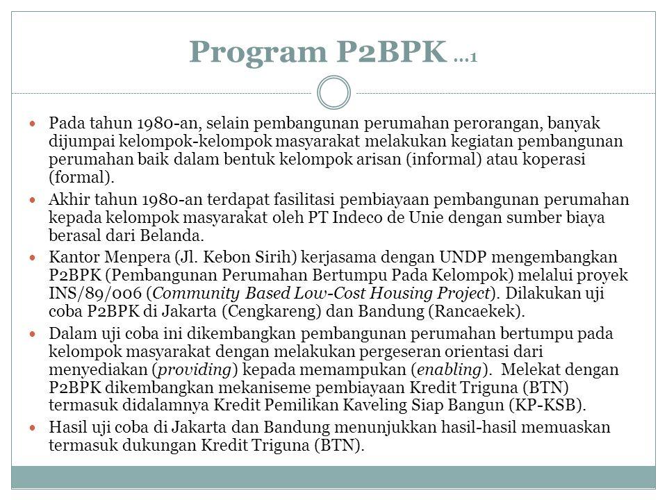 Program P2BPK ...1