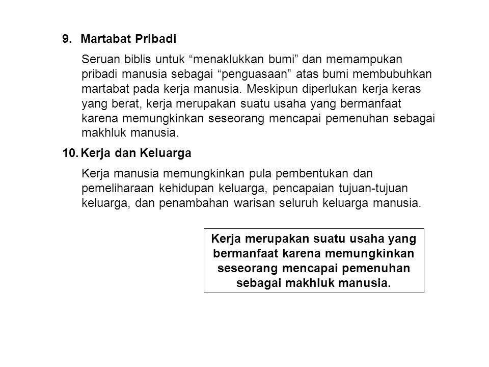 Martabat Pribadi