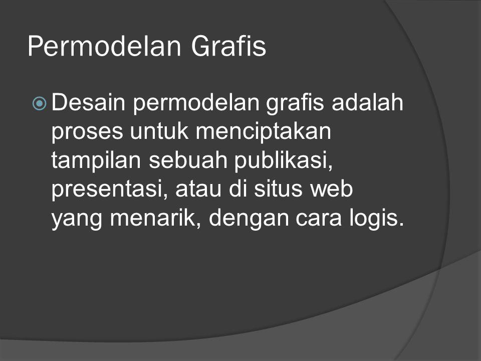 Permodelan Grafis