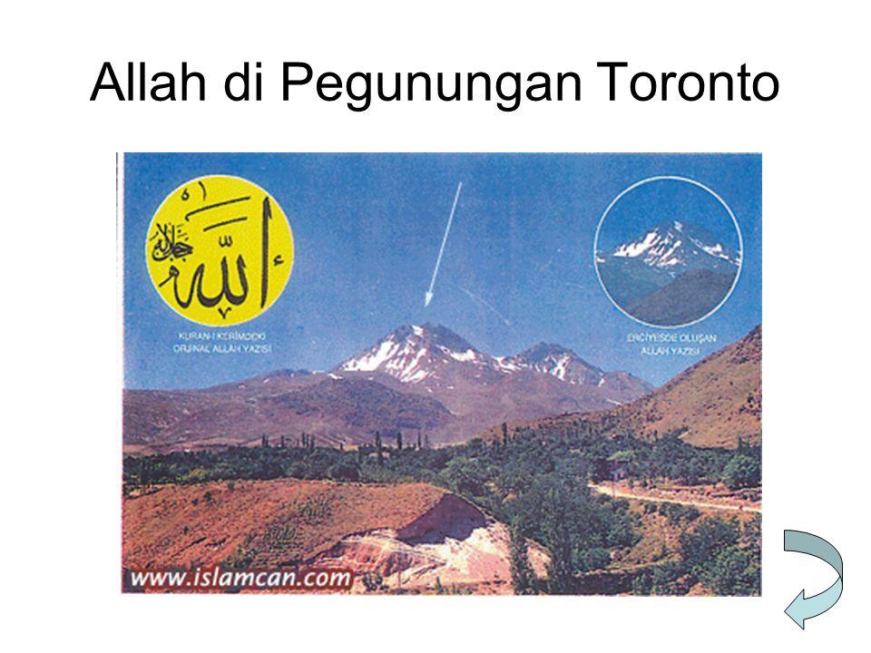 Allah di Pegunungan Toronto
