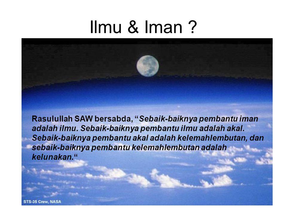 Ilmu & Iman
