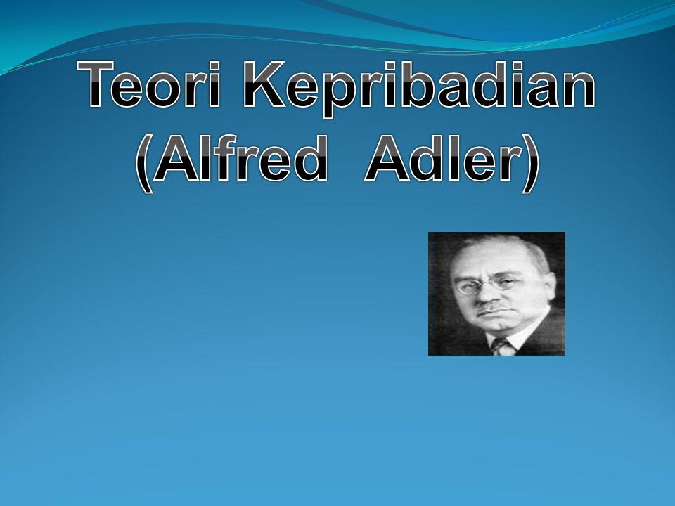 Teori Kepribadian (Alfred Adler)