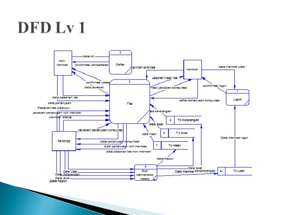 DFD Lv 1