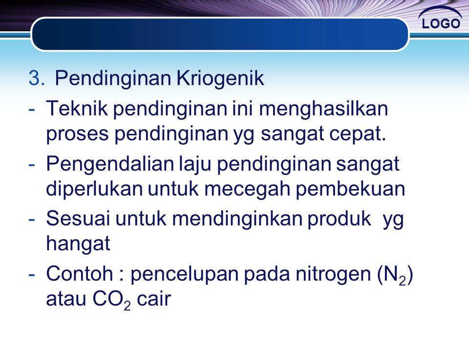 Pendinginan Kriogenik