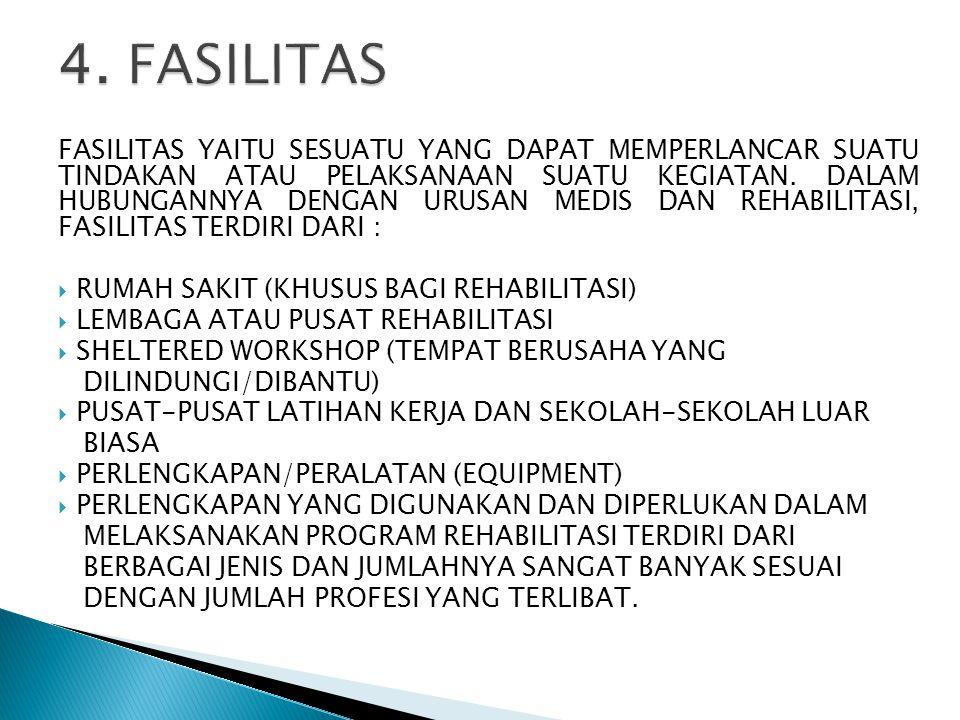4. FASILITAS