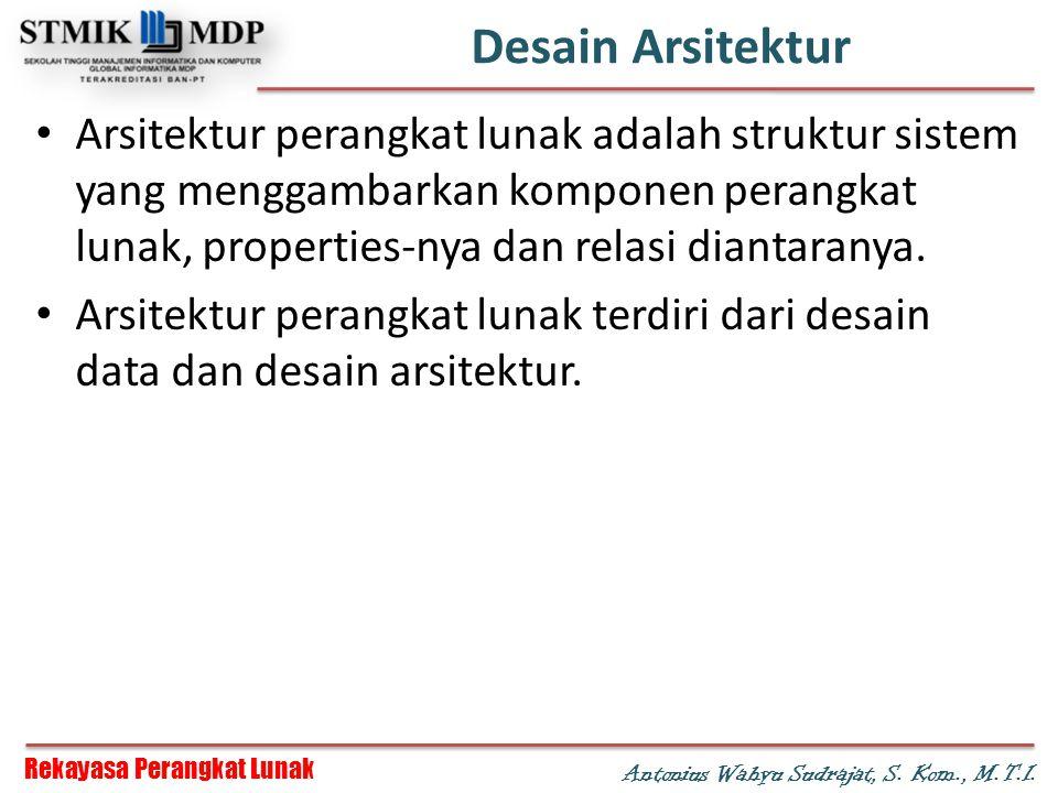 Desain Arsitektur