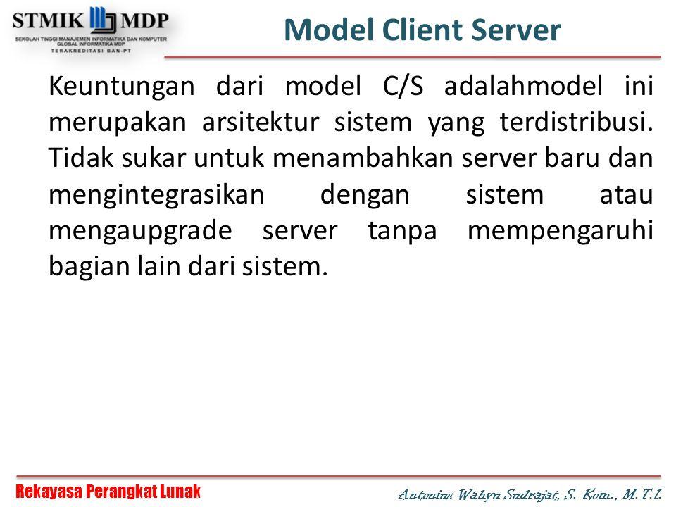 Model Client Server