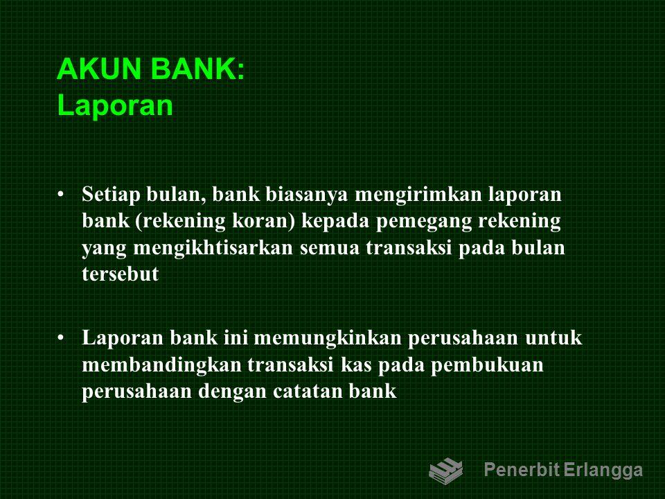 AKUN BANK: Laporan