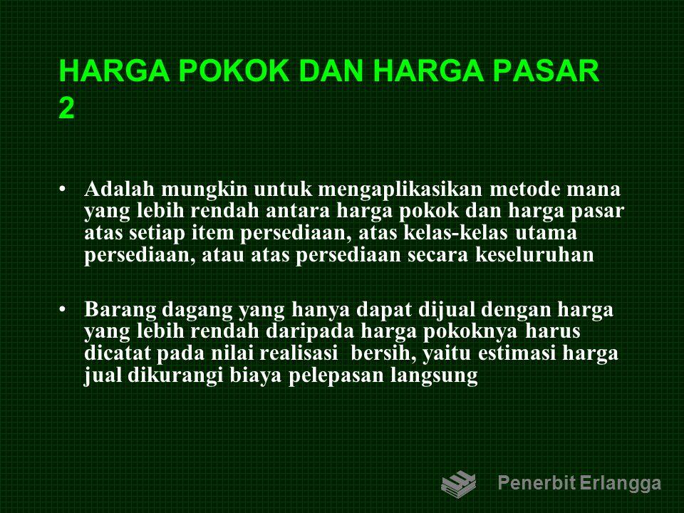 HARGA POKOK DAN HARGA PASAR 2
