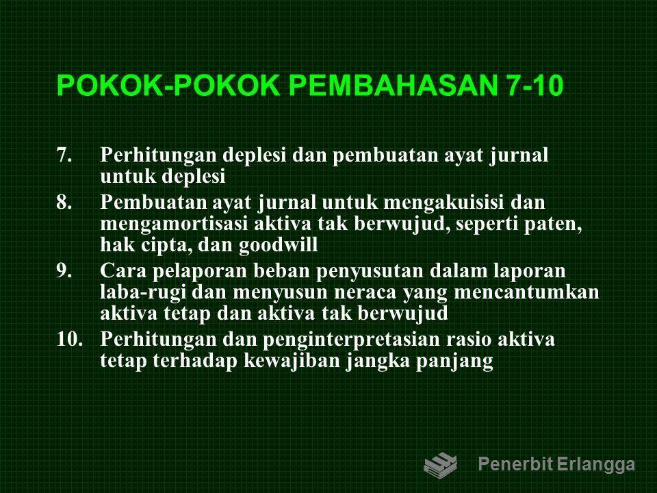 POKOK-POKOK PEMBAHASAN 7-10