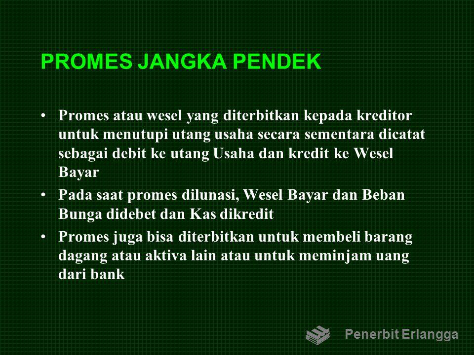 PROMES JANGKA PENDEK