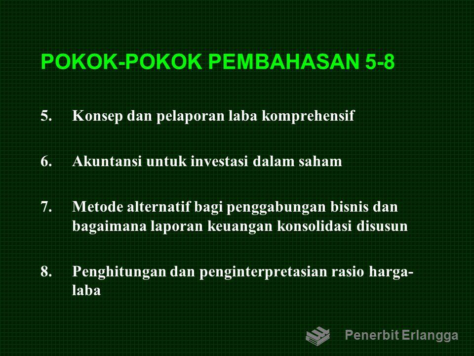 POKOK-POKOK PEMBAHASAN 5-8