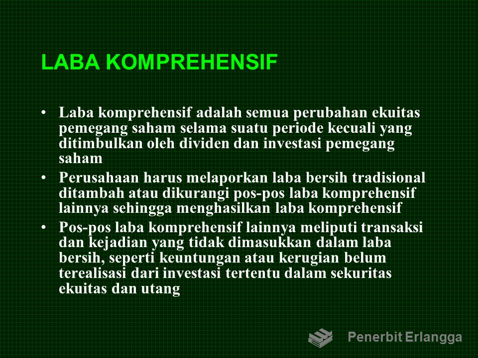 LABA KOMPREHENSIF