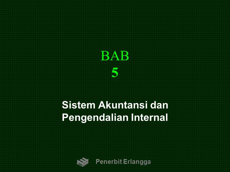 Sistem Akuntansi dan Pengendalian Internal